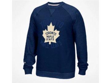 Mikina Toronto Maple Leafs CCM Fleece Crew 2016