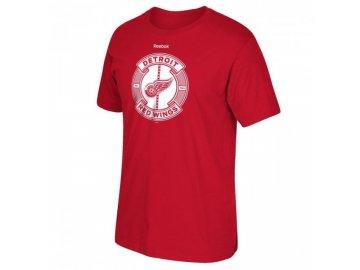 Tričko Detroit Red Wings Slick Pass Tee (Velikost S, Distribuce EU)
