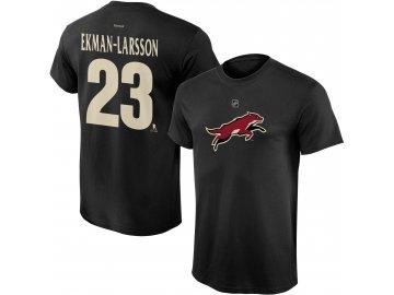 Dětské tričko Oliver Ekman-Larsson Arizona Coyotes NHL Name & Number (Velikost Dětské L (11 - 12 let), Distribuce USA)