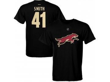 Dětské tričko Mike Smith Arizona Coyotes NHL Name & Number (Velikost Dětské L (11 - 12 let), Distribuce USA)