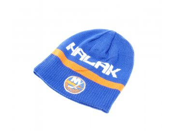 Kulich #41 Jaroslav Halak New York Islanders Player Reversible Knit