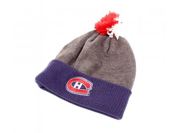 Kulich Montreal Canadiens FaceOff Basic Cuffed Pom