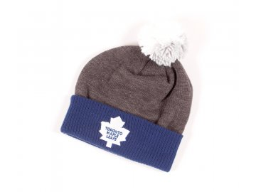 Kulich Toronto Maple Leafs FaceOff Basic Cuffed Pom