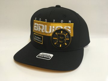 Kšiltovka Boston Bruins Cool N Dry Snapback