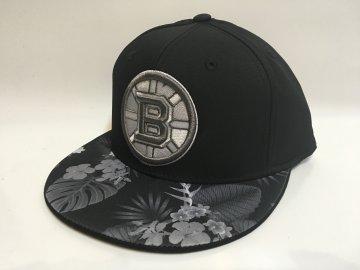 Kšiltovka Boston Bruins Hawaii Flat Flex
