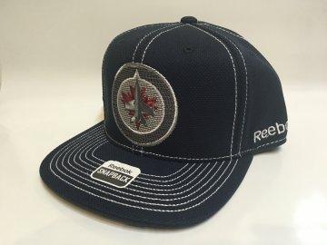 Kšiltovka Winnipeg Jets Piquemesh Snapback