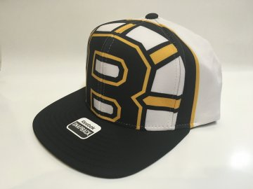 Kšiltovka Boston Bruins Sub FB Snapback