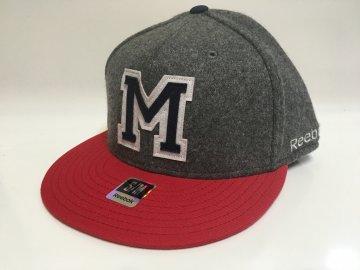 Kšiltovka Montreal Canadiens Varsity Flex Hat