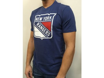 Tričko New York Rangers 47 Basic Logo