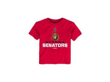 Dětské tričko  Ottawa Senators NHL Clean Cut