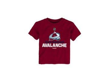 Dětské tričko  Colorado Avalanche NHL Clean Cut
