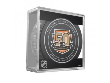 PHILADELPHIA 50TH ANNIVGAME PUCK CUBE 2016 900x900