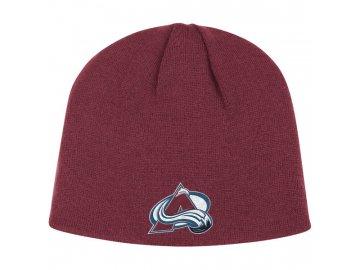 NHL čepice Colorado Avalanche Basic Logo Scully