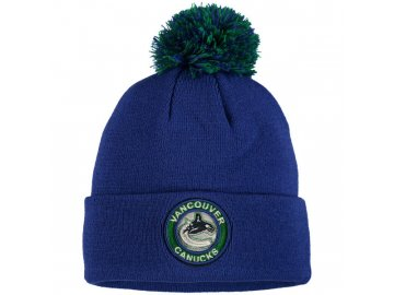 Kulich Vancouver Canucks Zephyr Seal Knit