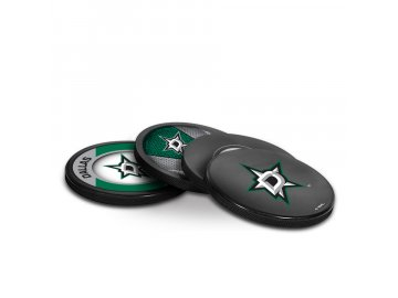 Puk Dallas Stars NHL Coaster
