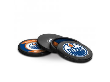 Puk Edmonton Oilers NHL Coaster