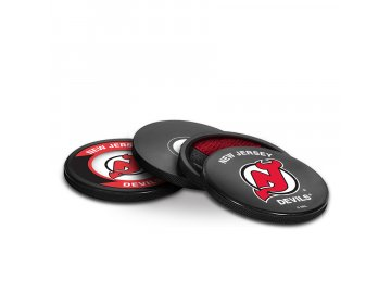 Puk New Jersey Devils NHL Coaster