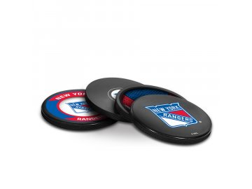 Puk New York Rangers NHL Coaster