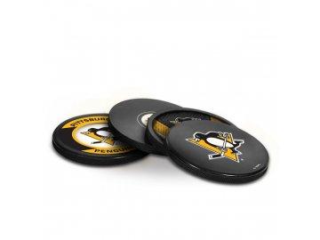Puk Pittsburgh Penguins NHL Coaster