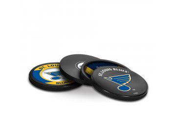 Puk St. Louis Blues NHL Coaster