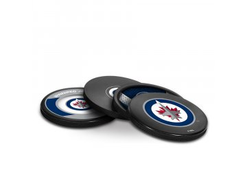 Puk Winnipeg Jets NHL Coaster