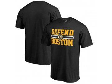 Tričko Boston Bruins Hometown Defend