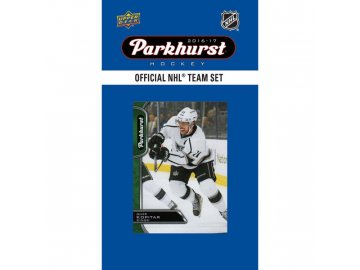 NHL hokejové karty Los Angeles Kings 2016-17 Team Card Set