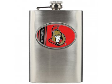 Placatka Ottawa Senators Stainless Steel Flask