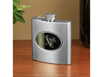 Placatka Pittsburgh Penguins Stainless Steel Flask