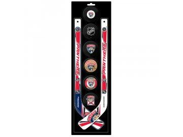 Plastová Minihokejka Florida Panthers Six Pack