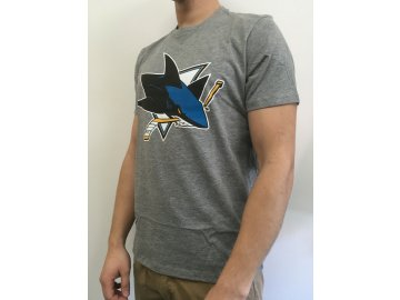 Tričko San Jose Sharks 47 Brand Club Tee