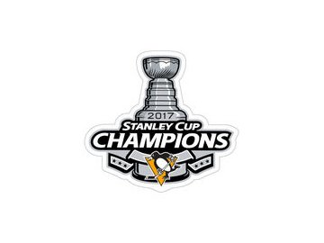Nášivka Pittsburgh Penguins 2017 Stanley Cup Champions Patch