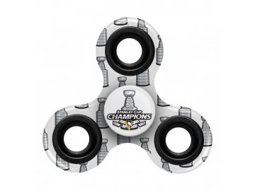 Fidget spinner Pittsburgh Penguins 2017 Stanley Cup Champions Printed Spinner