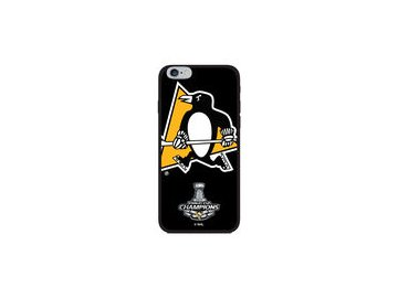 Obal na telefon Pittsburgh Penguins 2017 Stanley Cup Champions iPhone 6 Plus Phone Case