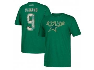 Tričko #9 Mike Modano Dallas Stars Retired