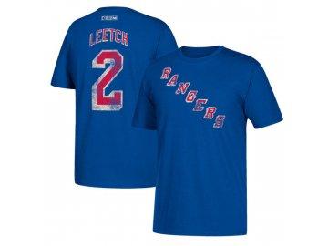 Tričko #2 Brian Leetch  New York Rangers Retired