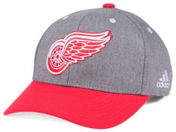Kšiltovka Detroit Red Wings 2Tone Adjustable