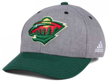 Kšiltovka Minnesota Wild 2Tone Adjustable