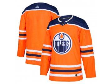 Dres Edmonton Oilers adizero Home Authentic Pro
