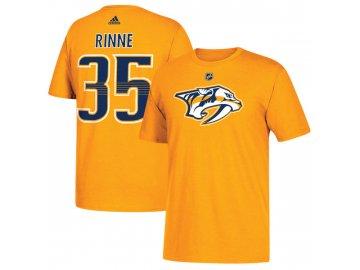 Tričko #35 Pekka Rinne Nashville Predators