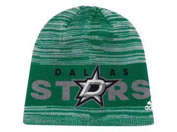 Zimní Čepice Dallas Stars On-Ice Knit Hat