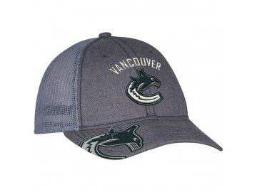 Kšiltovka Vancouver Canucks Travel & Training Slouch