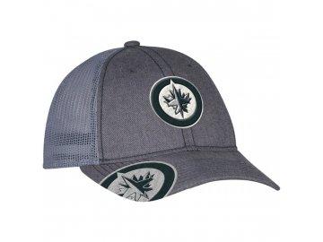 Kšiltovka Winnipeg Jets Travel & Training Slouch