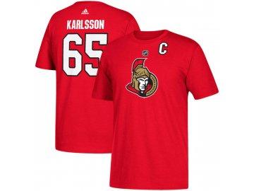 Tričko #65 Erik Karlsson Ottawa Senators