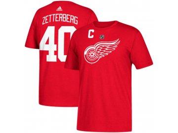 Tričko #40 Henrik Zetterberg Detroit Red Wings