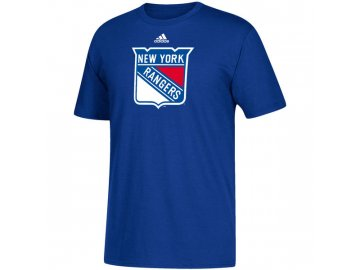 Tričko New York Rangers Adidas Primary Logo
