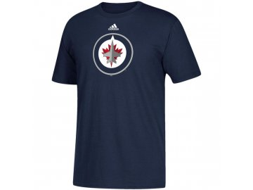 Tričko Winnipeg Jets Adidas Primary Logo