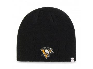 Zimní Čepice Pittsburgh Penguins 47 Beanie
