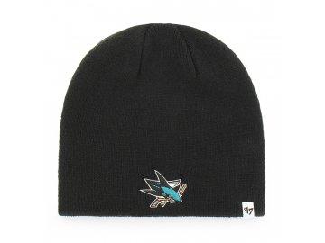 Zimní Čepice San Jose Sharks 47 Beanie