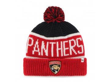Zimní Čepice Florida Panthers 47 Calgary Cuff Knit